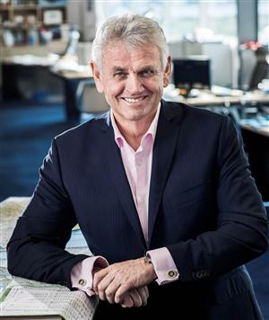 Bruce Plested to be admitted to the New Zealand Business Hall of Fame