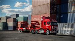 Our container freight truck
