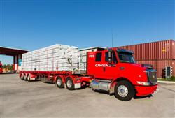 Container Transport Flat Top
