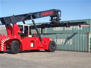 Owens Mid Life Crisis: Ferrari or Container Forklift ...?
